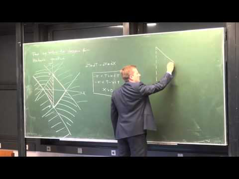 Lecture 23: Penrose Diagrams (International Winter School on Gravity and Light 2015)