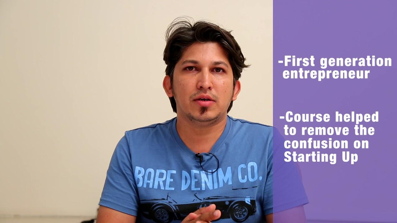 Entrepreneurship Courses - Start Your Business (SYB