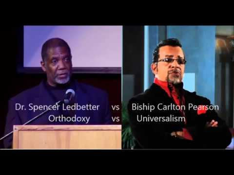 Carlton Pearson Gets Schooled By Spencer Ledbetter