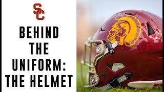 USC Football - Behind the Uniform: The Helmet