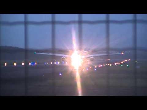 A330-300 XLFrance 1170 land at guadeloupe