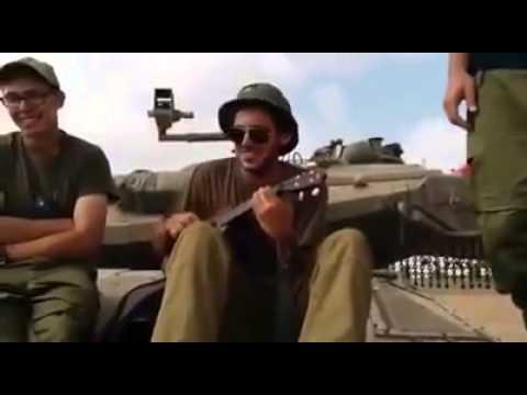 I'm Yours - Israeli soldier Style [IDF] - (Jason Mraz)