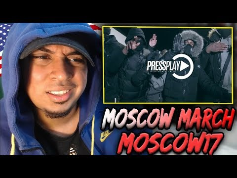 New Yorker listens to MOSCOW17 Gb X LooseScrew Tizzy T - Moscow March #Moscow17 REACTION H. SPARTANS