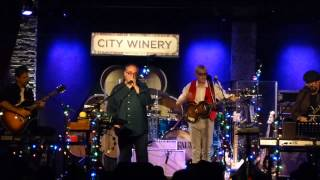 Fab Faux - Taste Of Honey 12-27-14 City Winery, NYC