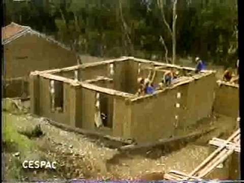 Metodologia curso construcciones con adobe parte 01 youtube - Construcciones de casas ...