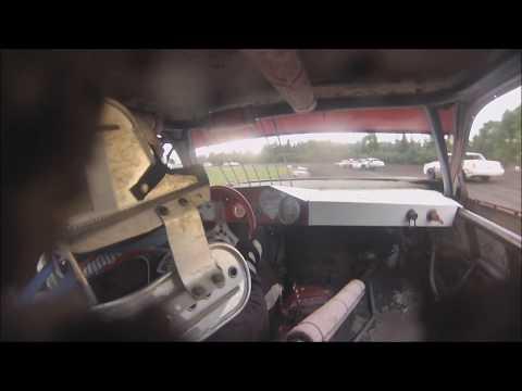 Adam Snyder - Hobby Stock Heat - Murray County Speedway 6-16-17