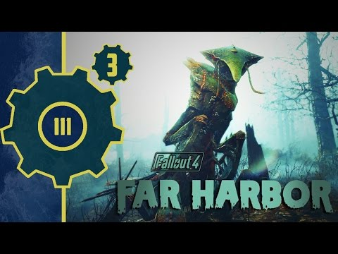 Bloody Creatures! :: Fallout 4 :: Far Harbour DLC pt3