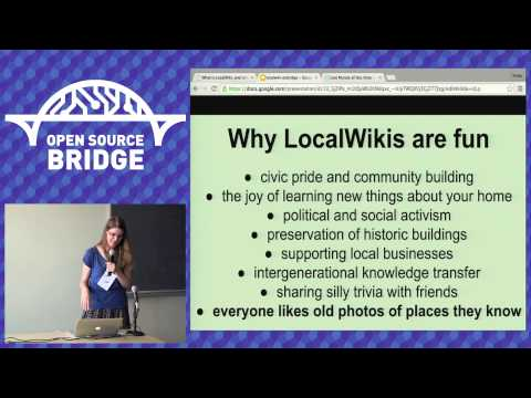 What is LocalWiki, and why is it so much fun? Let's edit it!
