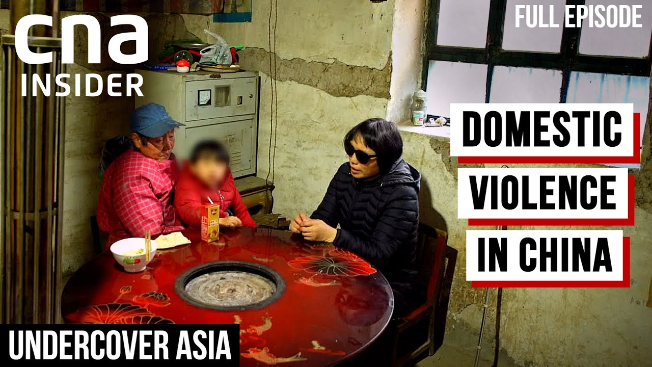 Download China's Struggle With Domestic Violence: A Potent Patriarchy   Undercover Asia   CNA Documentary