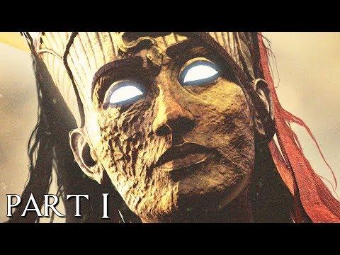 "ASSASSIN'S CREED ORIGINS ""CURSE OF THE PHARAOHS"" Walkthrough Gameplay Part 1 - INTRO (AC Origins)"