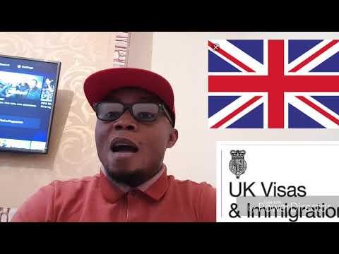 Secret Of Getting UK Visiting Visa For Nigerians