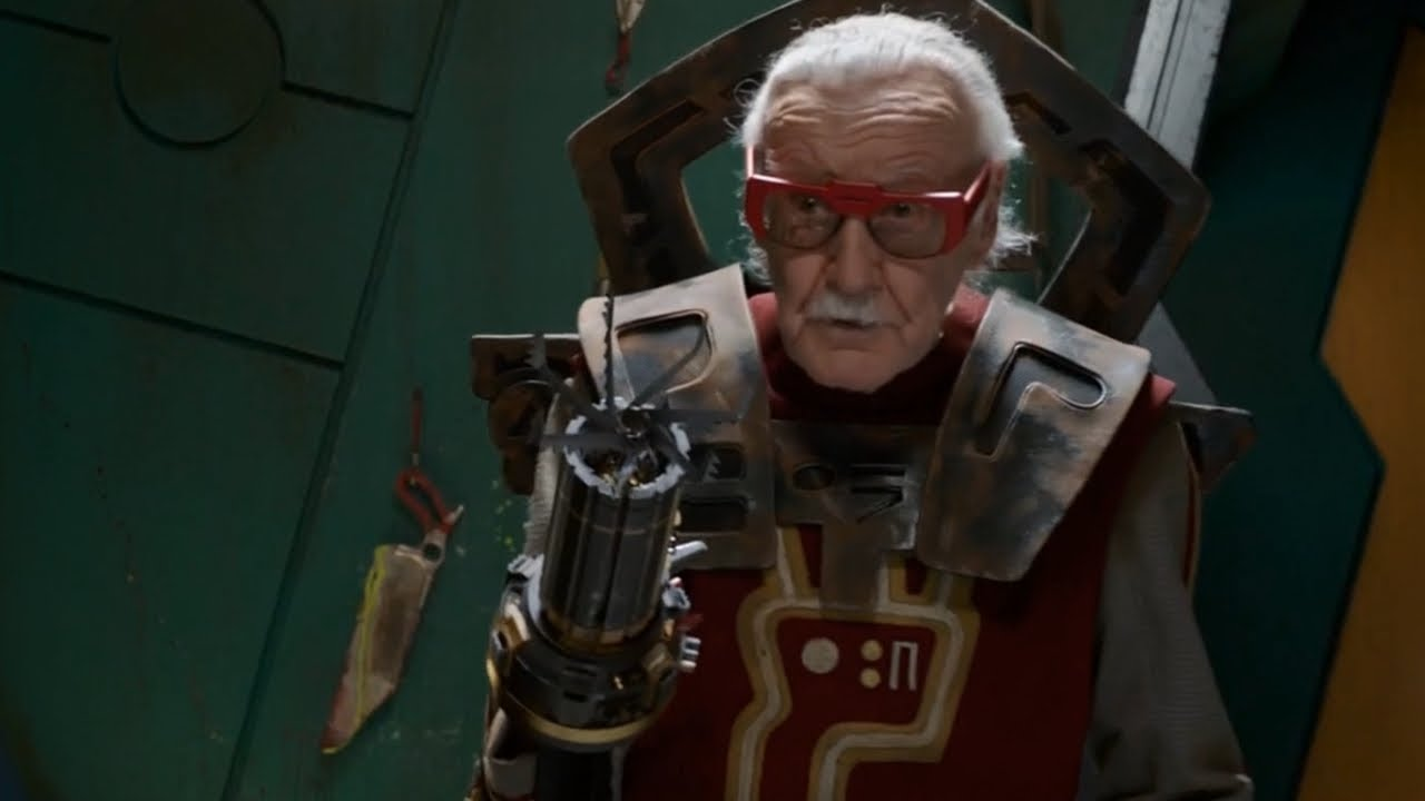 Thor: Ragnarok Stan Lee Cameo. - YouTube