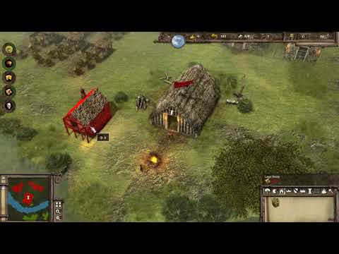 StrongHold 3 Gold | Military Campaign Walkthrough | Part 2 [1080p60] |