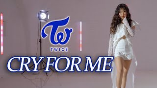 TWICE(트와이스)-CRY FOR ME(크라이포미) COVER DANCE @GROUN_D DANCE