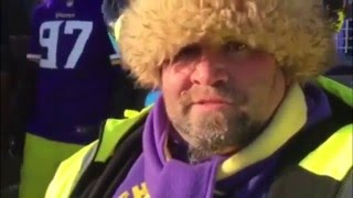 Seattle Seahawks vs Minnesota Vikings 2016 Wild Card Final Reaction Compilation