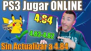 Jugar ONLINE en PS3 sin Actualizar a 4.84 - 2019 TUTORIAL FACIL