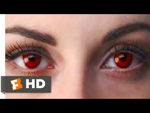 Bella Cullens Transformation  Twilight: Breaking Dawn Part 1 2011 Kristen Stewart HD