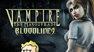 Revisiting Vampire the Masquerade: Bloodlines