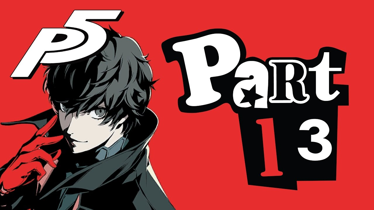 persona 5 let's play part 13 the calling card  youtube