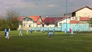 matija mrkela gol za ofk beograd protiv bsk borca 07 04 2012