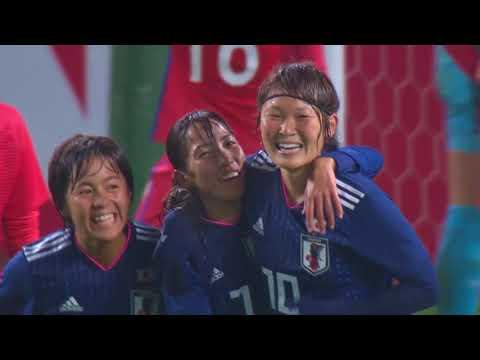JAPAN - KOREA REP. Highlights (Women's) | EAFF E-1 Football Championship 2017 Final Japan