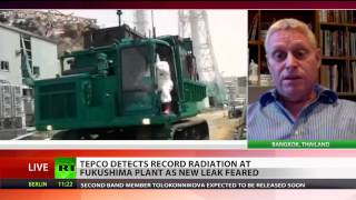 Record Radiation: Handling of Fukushima cleanup is