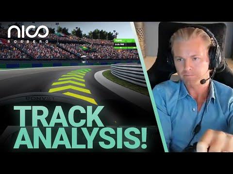 How to Master the Hungaroring!! | Nico Rosberg