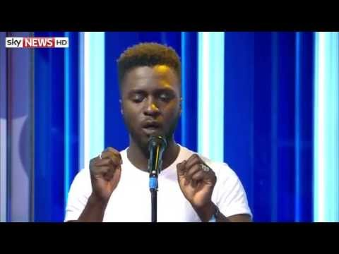 KWABS Live Performance On Sky News' Entertainment Week