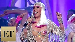 Cher Absolutely Slays 2017 Billboard Music Awards Performance Receives Icon Award
