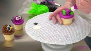 how to make flower cakes