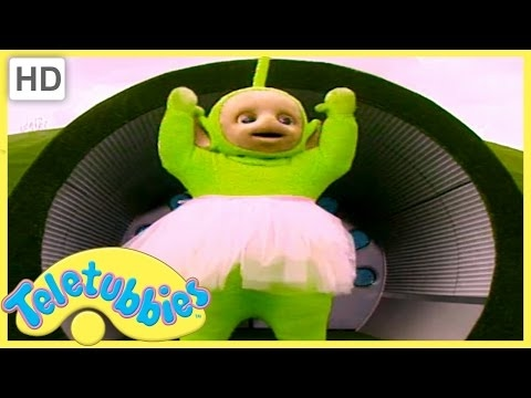 Teletubbies - Dipsy | Best Moments | Season 1