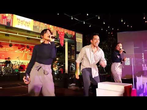 24k Cover Bruno Mars - GAC (Gamaliel Audrey Cantika) Live At Flavor Bliss Alam Sutera