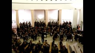 J. S. Bach: Máté passió II. rész Nr. 78 Chor (Wir setzen uns mit Tränen nieder)