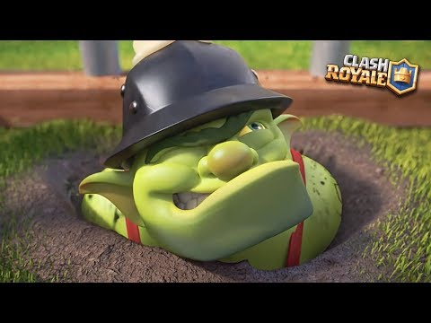 "Clash Royale Movie ""The Caged Goblin""  [Full HD] - 2019 Best Clash Animation Fan Edit 