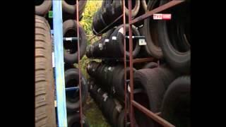 Wywiad dla AUTOFAN - Używane opony samochodowe