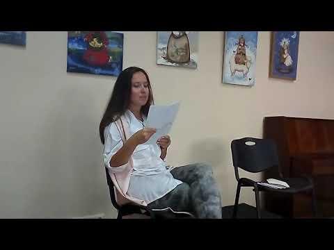 Волинські Новини: Лєна Шторм розповідає про поезію | ІА Волинські Новини