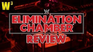 WWE Elimination Chamber 2018 Review | Wrestling With Wregret