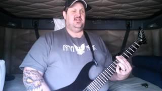 Godsmack Inside Yourself Guitar Lesson