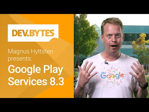 Google Play Services 8.3
