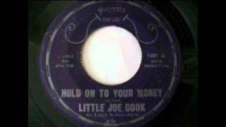 Little Joe Cook - Hold On To Your Money (1966)