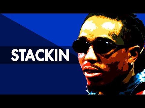 """STACKIN"" Trap Beat Instrumental 2018 | Lit Hard Dark Rap Hiphop Freestyle Trap Type Beats | Free DL"