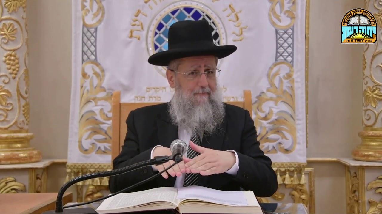 הרב דוד יוסף על מתג שבת, רמקול שבת, ועוד פטנטים מפוקפקים
