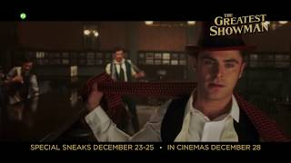 The Greatest Showman [ 'Ambition'  TV Spot in HD (1080p)]