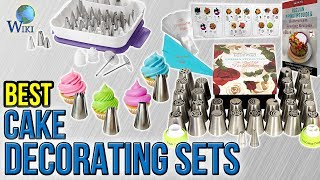 10 Best Cake Decorating Sets 2017