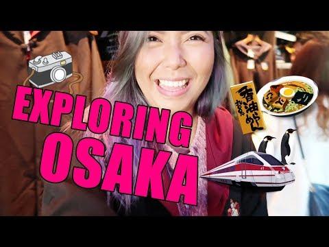 EXPLORING OSAKA (Universal Studios, Osaka Aquarium...etc) OCT. 28, 2018 - saytioco