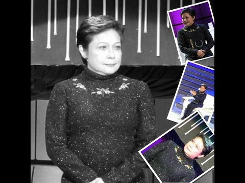 NORA AUNOR at the 63rd FAMAS Awards Night 2015