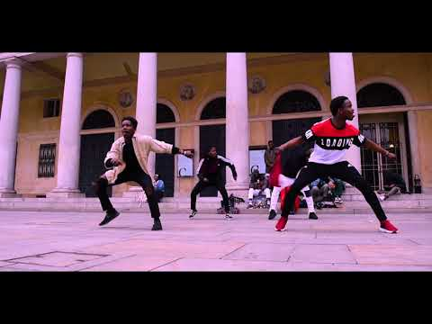 Distruction Boyz - Omunye ft Benny Maverick & Dladla Mshunqisi Black Panther (Official Dance video )