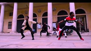 vuclip Distruction Boyz - Omunye ft Benny Maverick & Dladla Mshunqisi Black Panther (Official Dance video )