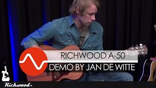 Richwood Master Series A-50 DEMO by Jan de Witte