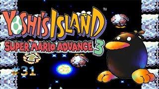 Rafi Raven en la luna/Yoshi´s Island: Super Mario Advance 3 #31